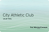 City Athletic Club 카드